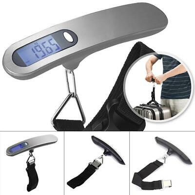 Portable 50Kg Stainless Steel Hand Luggage Scale Electronic Scale ILOE