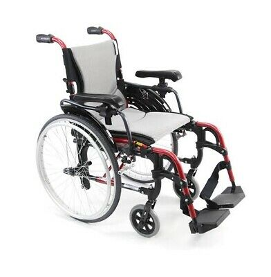 Portable electric wheelchair lightweight with power glide & dual wheel