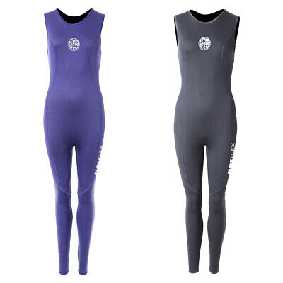 MD Heritage 3mm Long Jane WOMENS Ladies Sleeveless Wetsuit by TWO BARE FEET