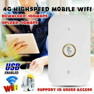 UNLOCKED HUAWEI E5573C-322 4G LTE 150Mbps Router Wireless Mobile