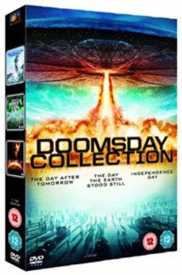 Dennis Quaid, Jake Gyllenhaal-Doomsday Collection (UK IMPORT) DVD NEW