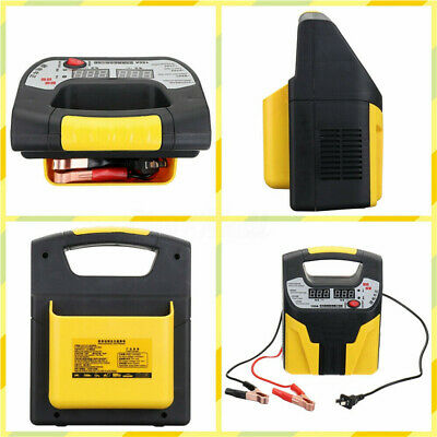 Pulse Repair Smart Digital Truck Safe Car Battery Charger Automatic Power Bank