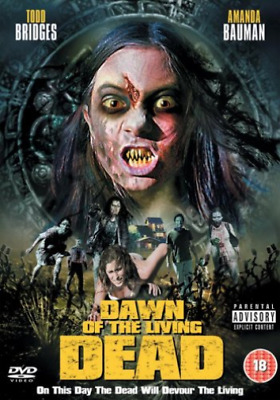 Dawn Of The Living Dead (UK IMPORT) DVD NEW
