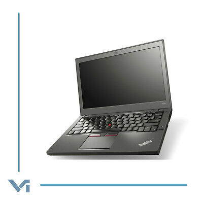 "Notebook Portatile Usato Lenovo Thinkpad X250 - i5-4300U 8GB 500GB 12.5"" LED"