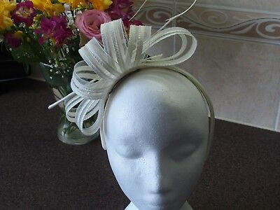 Jasper Conran/Debenhams Fascinator, wedding, formal, occasion