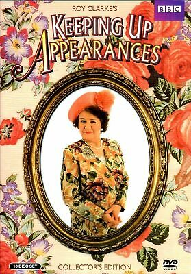 Keeping Up Appearances: Collector's Edition (DVD, 10-Disc Set) Complete Series