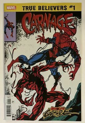 True Believers Absolute Carnage Carnage #1 (Marvel 2019)