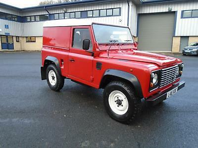 LAND ROVER DEFENDER 90 HARD TOP 300 TDi