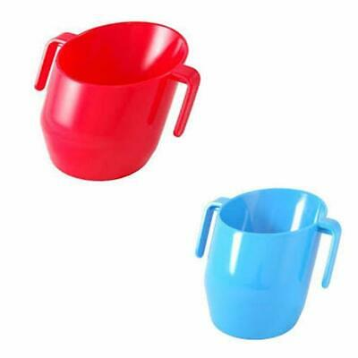 Bickiepegs DOIDY Sippy Cup for Baby/ Toddler Training Weening – Blue or Red