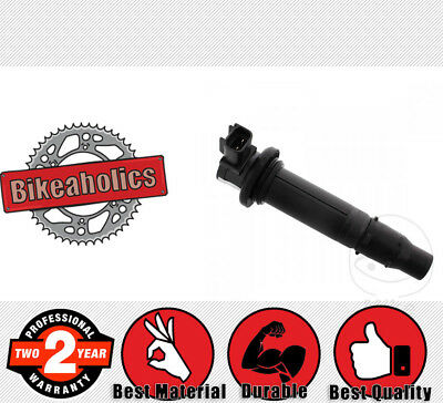TourMax Ignition Coil - With Spark Plug Cap for Yamaha Tracer