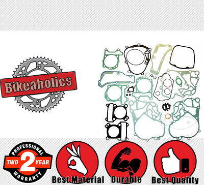 Athena Complete Gasket Set for Piaggio Scooters