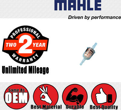 Mahle In Line Petrol Filter 6-8mm for Derbi / Gilera