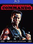Commando (Blu-ray Disc, 2007, Canadian)