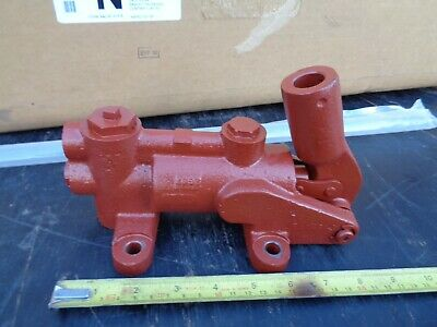 Hydraulic Pump - Made In France - Very Good Quality Item