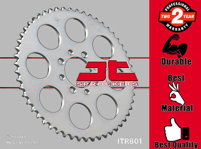 JT Rear Sprocket 52T 420P High Carbon Steel for Suzuki Atv / Quads