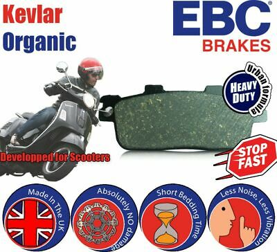 EBC Organic Fibre - Scooter Brake Pads for Keeway Scooters
