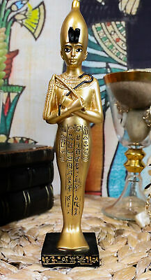 "Ebros Classical Egyptian Ushabti Funerary Figurine Afterlife Servant 8.5"" H"