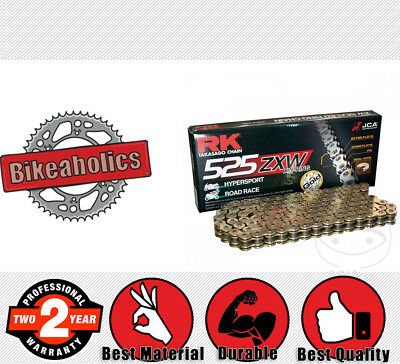 RK Gold & Gold ZXW  Drive Chain 525 P 110 L for Benelli