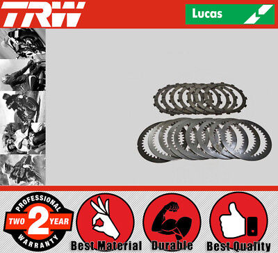 TRW Clutch Fibre & Steel Plates for Ducati 996