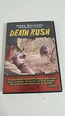 Death Rush. Professional Hunting DVD with Mark Sullivan - B13