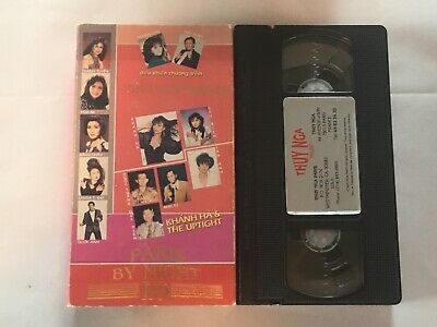 Thuy Nga 22 ~ Paris By Night 10 - Vietnamese Music VHS Video Tape