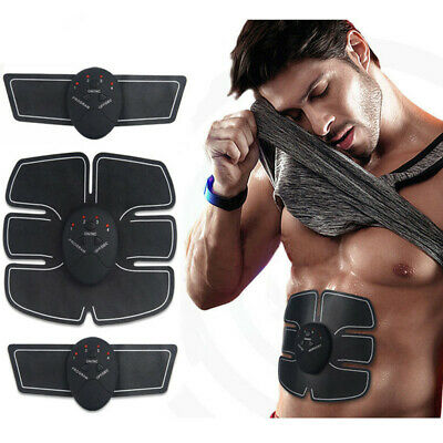Wireless Muscle Stimulator Trainer Smart Fitness Abdominal Training Electric