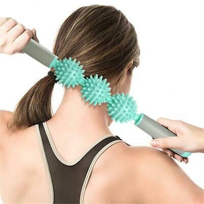 1 Pcs Massage Stick Back Neck Muscle Exercise Trigger Point Stick Deep Pressure