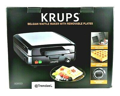 CUISINART WMB4A 4-SLICE Belgian Waffle Maker, Brushed Stainless WMB ...