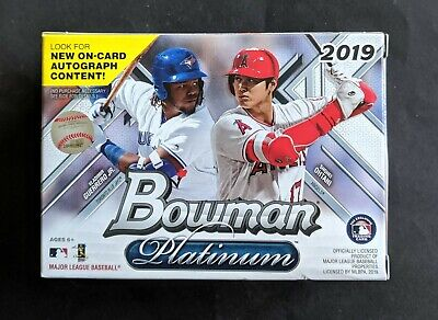 2019 Bowman Platinum - Inserts Parallels & Stars - Singles - Pick Your Card