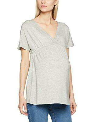 Mamalicious Mltrille S/S Jersey Top A Camicia Donna - NUOVO