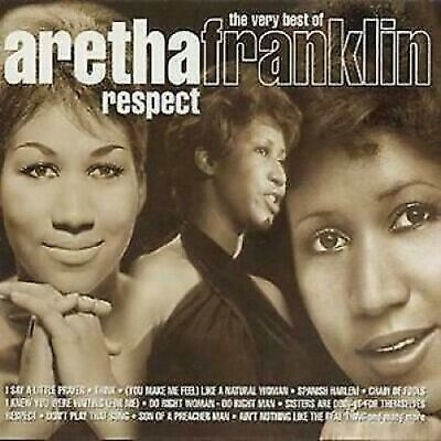 Aretha Franklin - Respect: The Very Best Of - UK CD album 2002