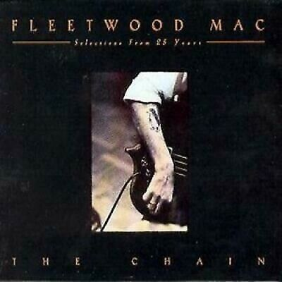 Fleetwood Mac - The Chain: Selections From 25 Years - UK CD album 1992