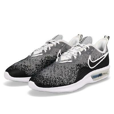 sports shoes e8934 33cfc NIKE AIR MAX Sequent 2 Silver/Black/Gray/White Running 1 90 ...