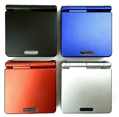 Nintendo GameBoy Advance SP *Choose Your Color* Refurbished AGS-001 GBA Console