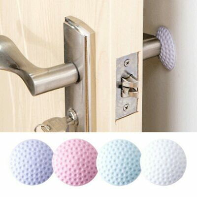 Dropship Wall Thickening Mute Door Stickers Golf Modelling Rubber Fender Handle