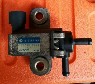 Subaru Forester 2001 S Turbo Twin Port Boost Solenoid 16102AA160
