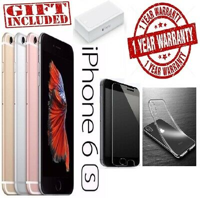 Apple iPhone 6s - 64 GB - Grey, Silver, Gold, Rose Gold (Unlocked)