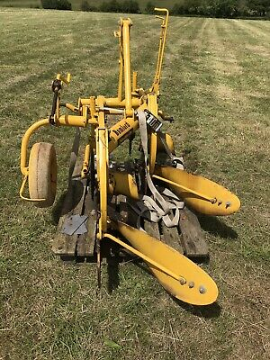 Bomford Two Furrow Conventional Plough