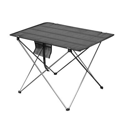 Portable Foldable Table Camping Outdoor Furniture Computer Bed Tables Picnic