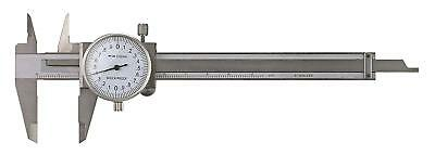 Watch Caliper 150 mm - with Roll - Reading 0,02 mm - Din 862
