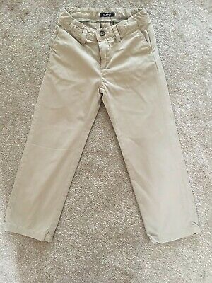 Boys Gant Chino Trousers Size 4yrs