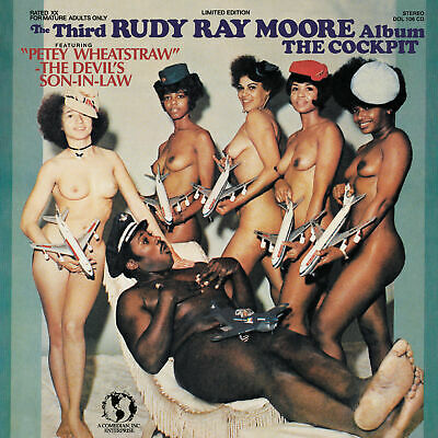 Rudy Ray Moore - 'The Cockpit' (CD)