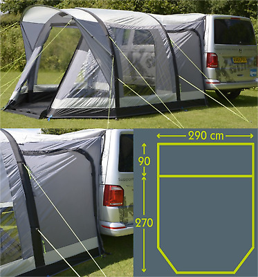 MAIL ORDER Kampa Travel Pod ACTION AIR VW inflatable motorhome awning CE7161