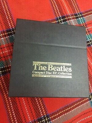 THE BEATLES COMPACT DISC EP. COLLECTION. 13Cds