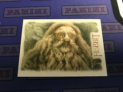 2013 Cryptozoic The Hobbit An Unexpected Journey Sketch Card BOB STEVLIC ARTIST