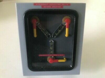 Back to the Future BTTF Flux Capacitor USB Car Charger Thinkgeek Used