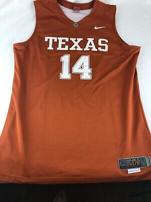 online retailer 637a9 f6822 NIKE UNIVERSITY OF Texas Longhorns NCAA White Baseball ...
