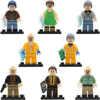 Breaking Bad Series New Season Walter White Jesse Pinkman Hank Saul Goodman Toys