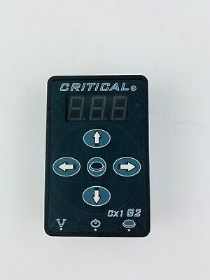 Critical Tattoo CX1-G2 (DEVICE ONLY) Made In U.S.A. (FOR PARTS OR REPAIR ONLY)