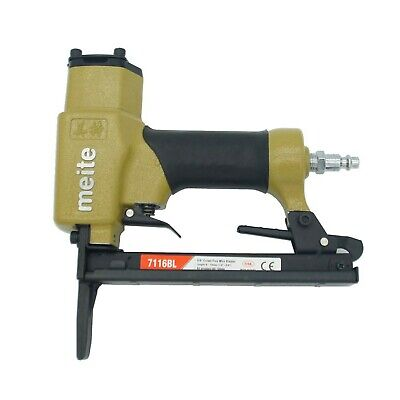 7116BL Upholstery Stapler-22 Gauge1/4-Inch to 5/8-Inch 3/8'' Crown C Crown Lo...